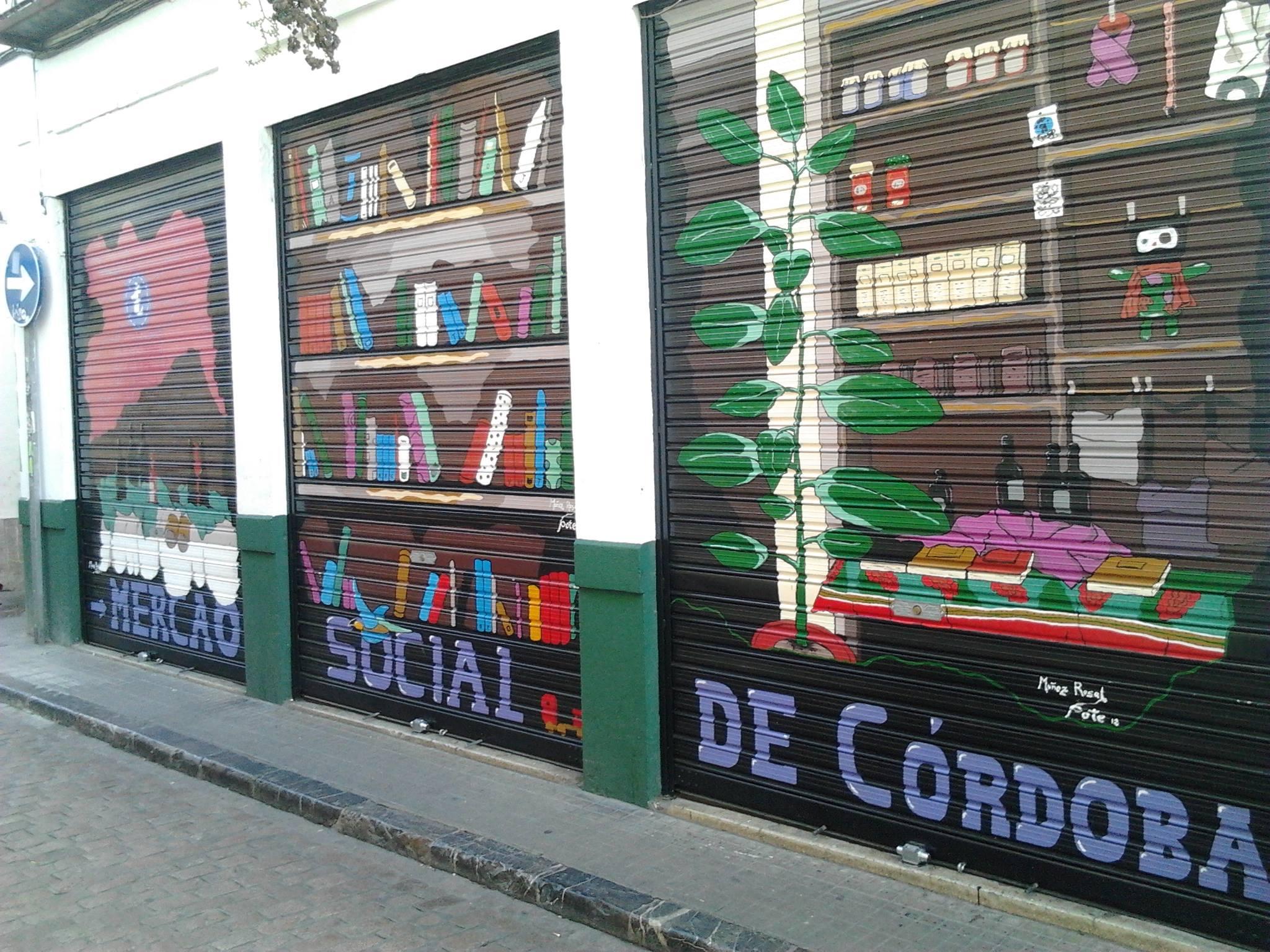 """Distribución y consumo transformador: la experiencia de La Tejedora, """"mercao social"""" de Córdoba"""
