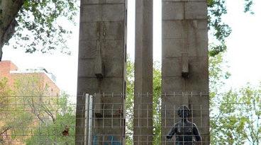 Los símbolos franquistas en la ciudad de Córdoba
