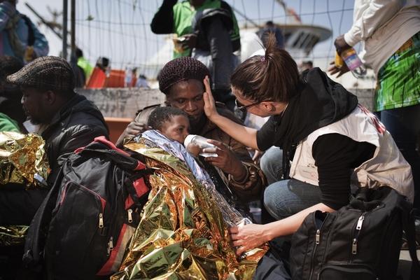 ¿Personas o refugiadas?