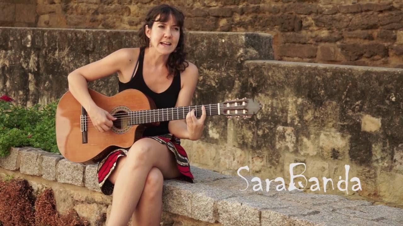 Hoy merendamos con … Sara Villafuerte, Sara Banda