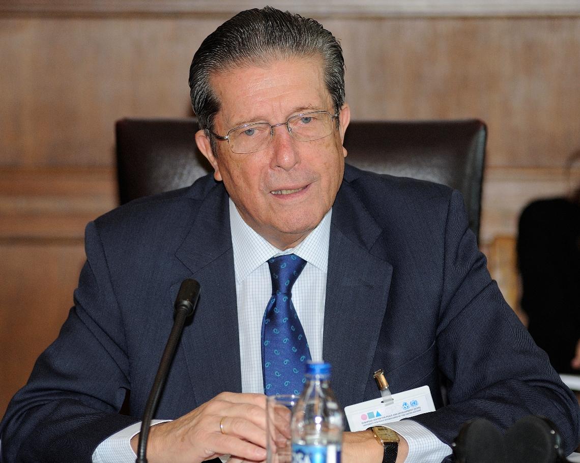 Entrevista a Federico Mayor Zaragoza