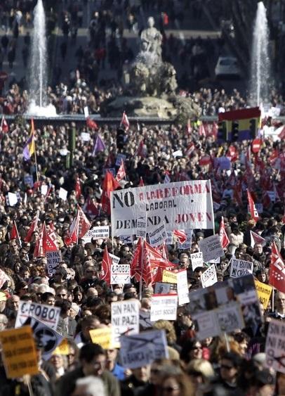 El Derecho a Huelga en España y en la Historia