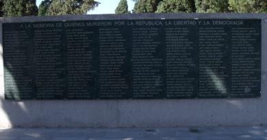 Asociaciones memorialistas firman un comunicado contra el Comisionado de la Concordia