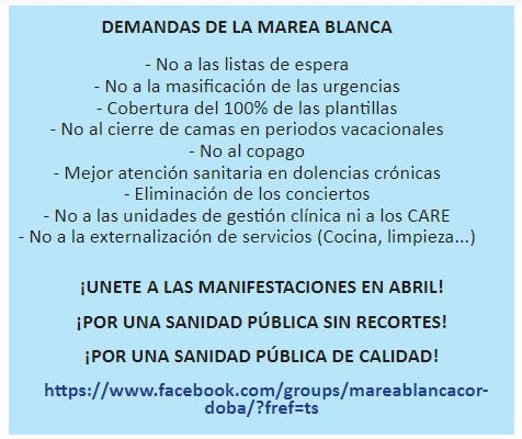 La Sanidad pública. Entrevista a Manolo Baena Cobos
