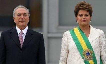 """Brasil, del """"Chao Querida"""" al """"Fora Temer"""""""