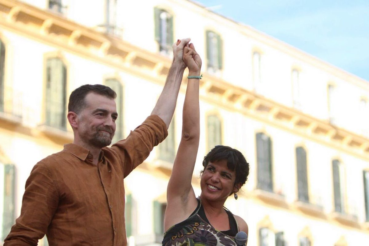 Paradigma entrevista a...Teresa Rodríguez y Antonio Maillo