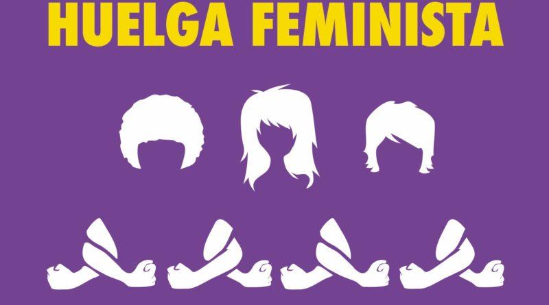 8 de Marzo: huelga de mujeres