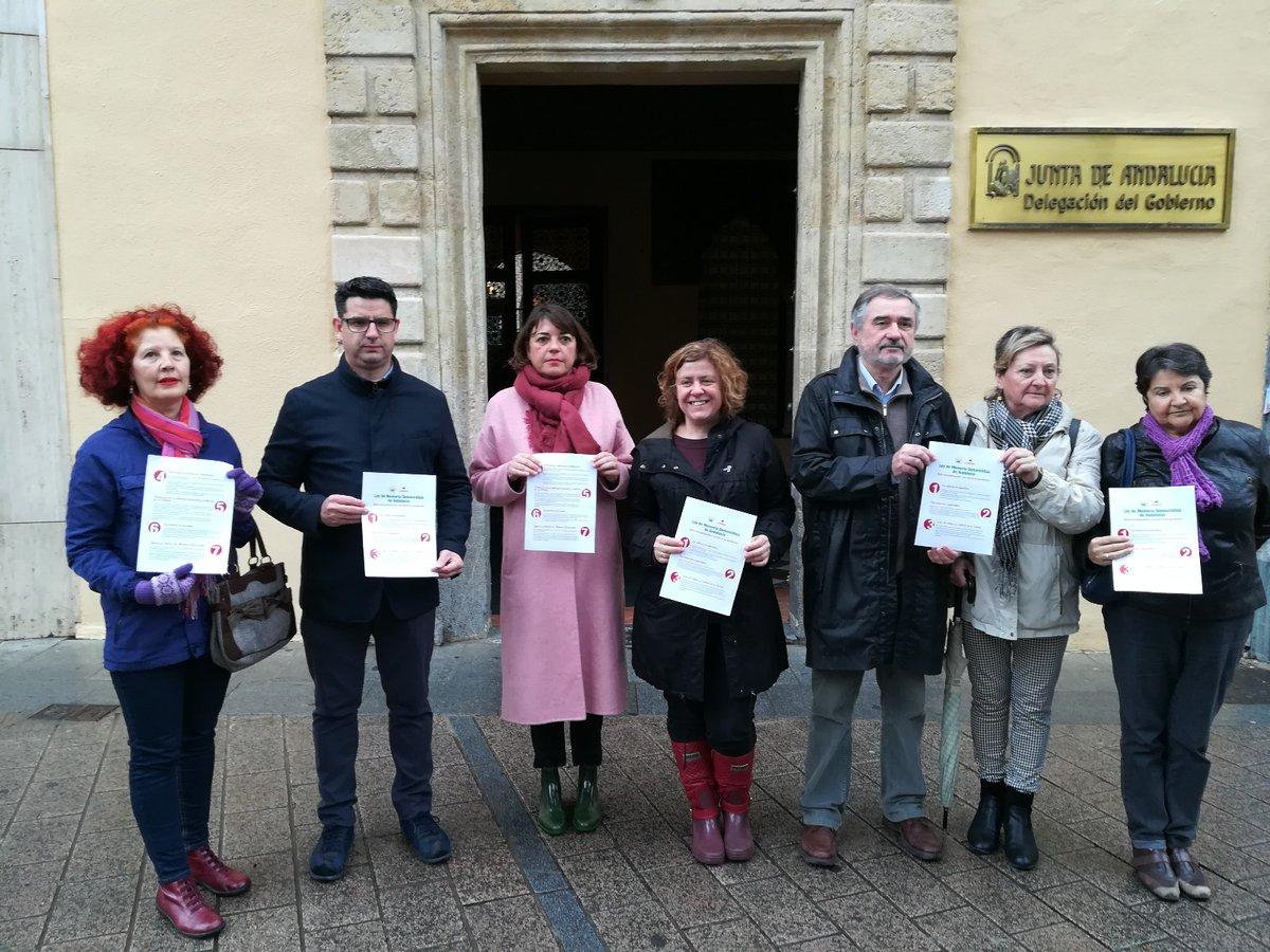 Denuncian siete incumplimientos de la Ley de Memoria de Andalucía un año después de su aprobación