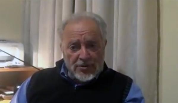Julio Anguita apoya la municipalización de la Ayuda a Domicilio en Córdoba