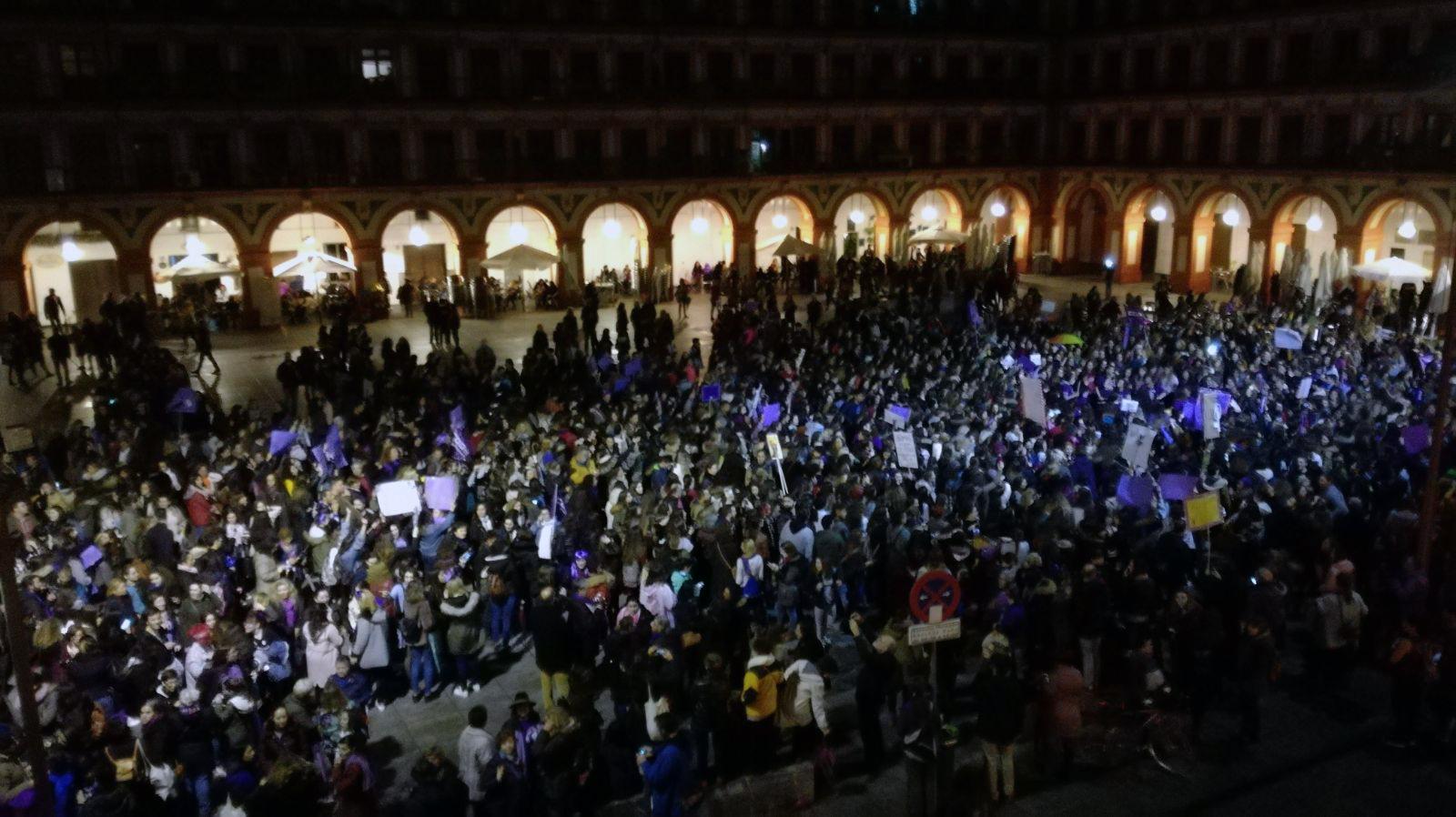 El Movimiento Feminista hace historia: más de 15 mil personas reivindican la igualdad en Córdoba