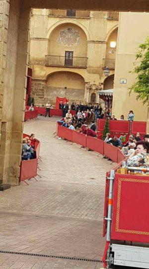 Ganemos Córdoba critica el modelo privatizado de Carrera Oficial que repite un año más el Gobierno Municipal