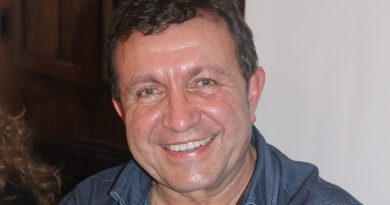 """Miguel Santiago: """"Tiempos esperanzadores"""""""