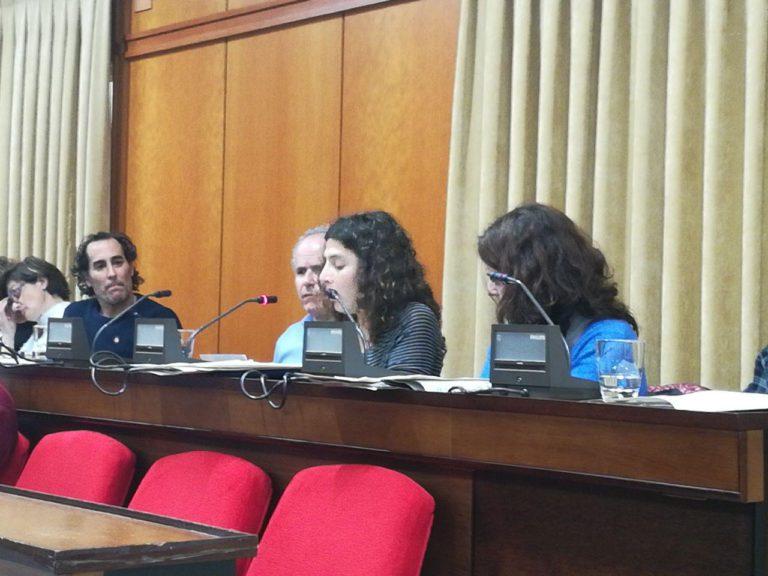 Ganemos Córdoba lamenta la falta de voluntad del gobierno para llegar a un acuerdo con los vecinos de Santa Cruz para la instalación deportiva