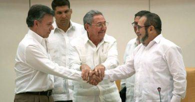 Paz en Colombia ¿Un proceso fallido?