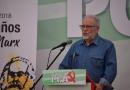 """Julio Anguita en la Fiesta del PCA: """"si Unidos Podemos no consigue que los militantes trabajen en cada municipio, en cada provincia, [la unidad] no servirá absolutamente para nada"""""""