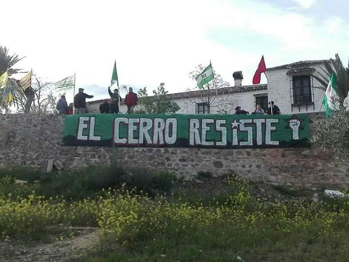 El desalojo trunca el proyecto de recuperación del Cerro Libertad