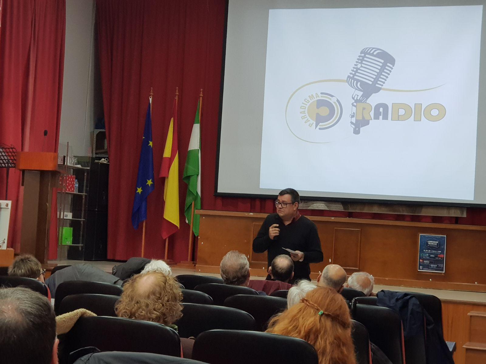"""Iniciamos una nueva etapa: """"Radio Paradigma es una herramienta, un altavoz para toda la ciudadanía cordobesa"""""""
