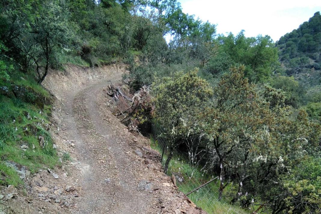 """Podemos pide que la Junta actúe de urgencia tras el """"atentado ecológico"""" de la familia Koplowitz en el corazón de Hornachuelos"""