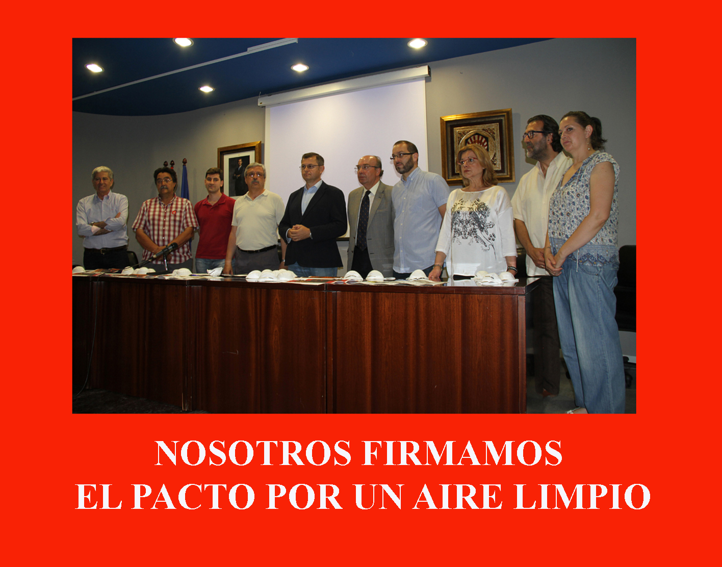 Córdoba Aire Limpio denuncia obstrucción informativa por parte de la Gerencia de Urbanismo