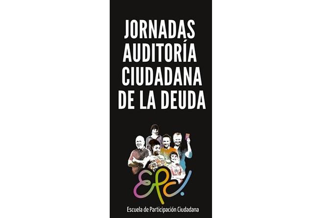 La Comisión Municipal de Auditoría de la Deuda organiza unas Jornadas de formación abiertas a toda la ciudadanía