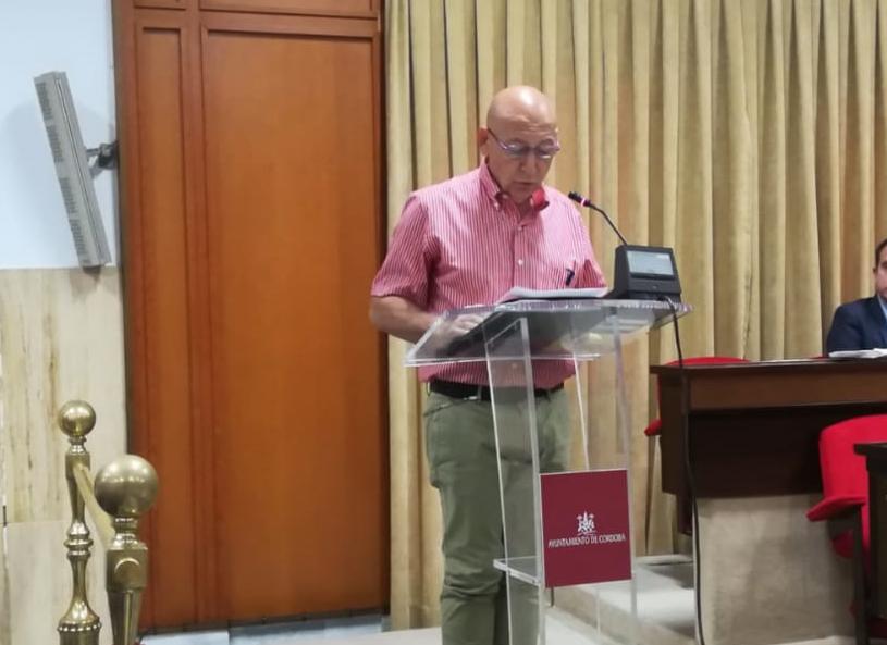 """Intervención de Córdoba Laica en el pleno del Ayuntamiento: """"la exención del IBI a las confesiones religiosas es de más de 1.250.000 €, siendo lugares de culto inmuebles del orden de solo 200.000 €"""""""