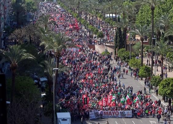 Ganemos Córdoba exige acabar con la precariedad laboral y Planes Urgentes de Empleo para la provincia