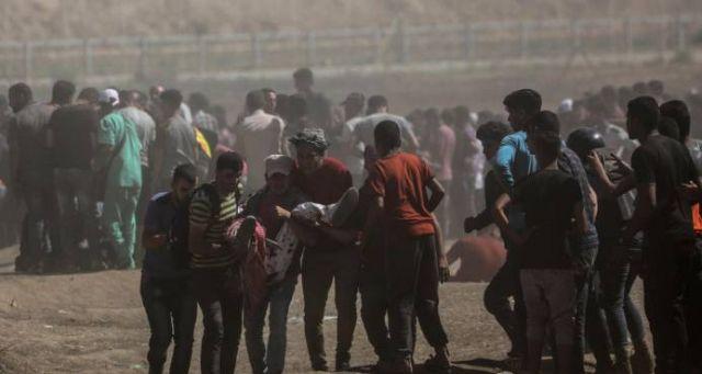 Ganemos Córdoba condena la masacre en Palestina