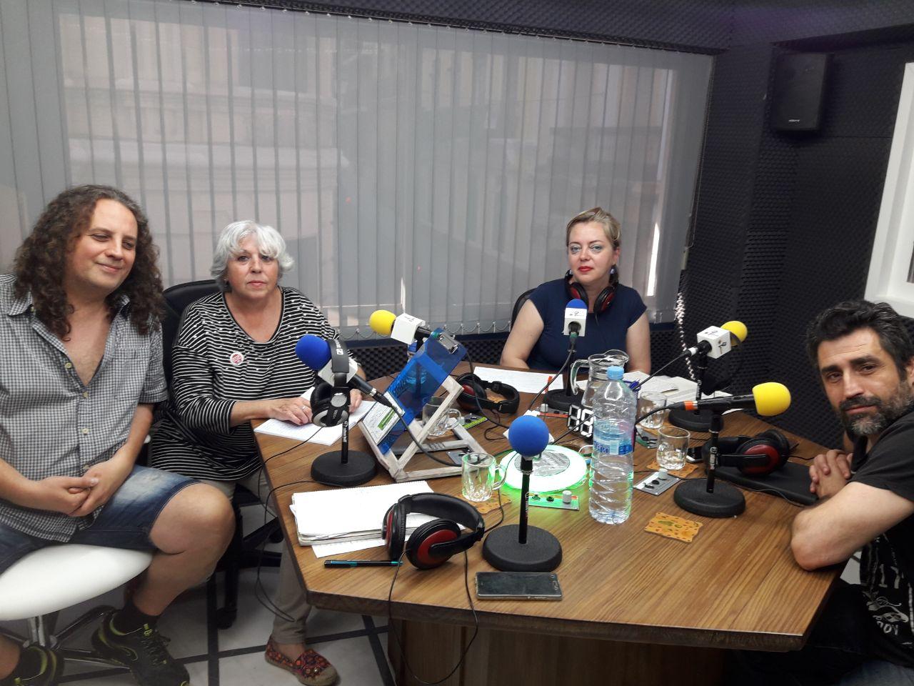 ¡Si se puede! El programa de 15M-Stop Desahucios en Paradigma Radio