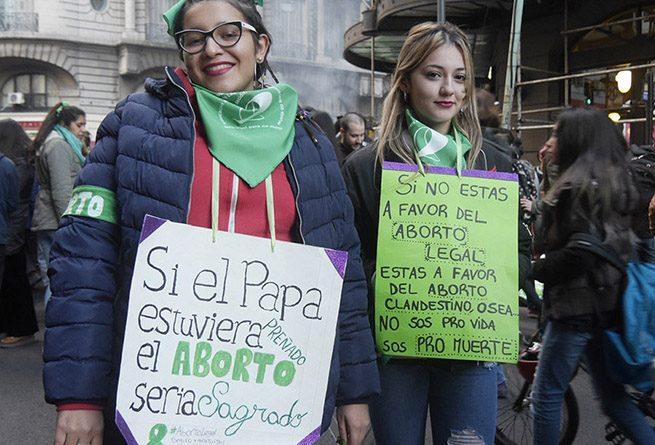 Cámara de Diputados de Argentina aprueba proyecto de ley para la despenalización del aborto tras intensas movilizaciones durante los últimos meses