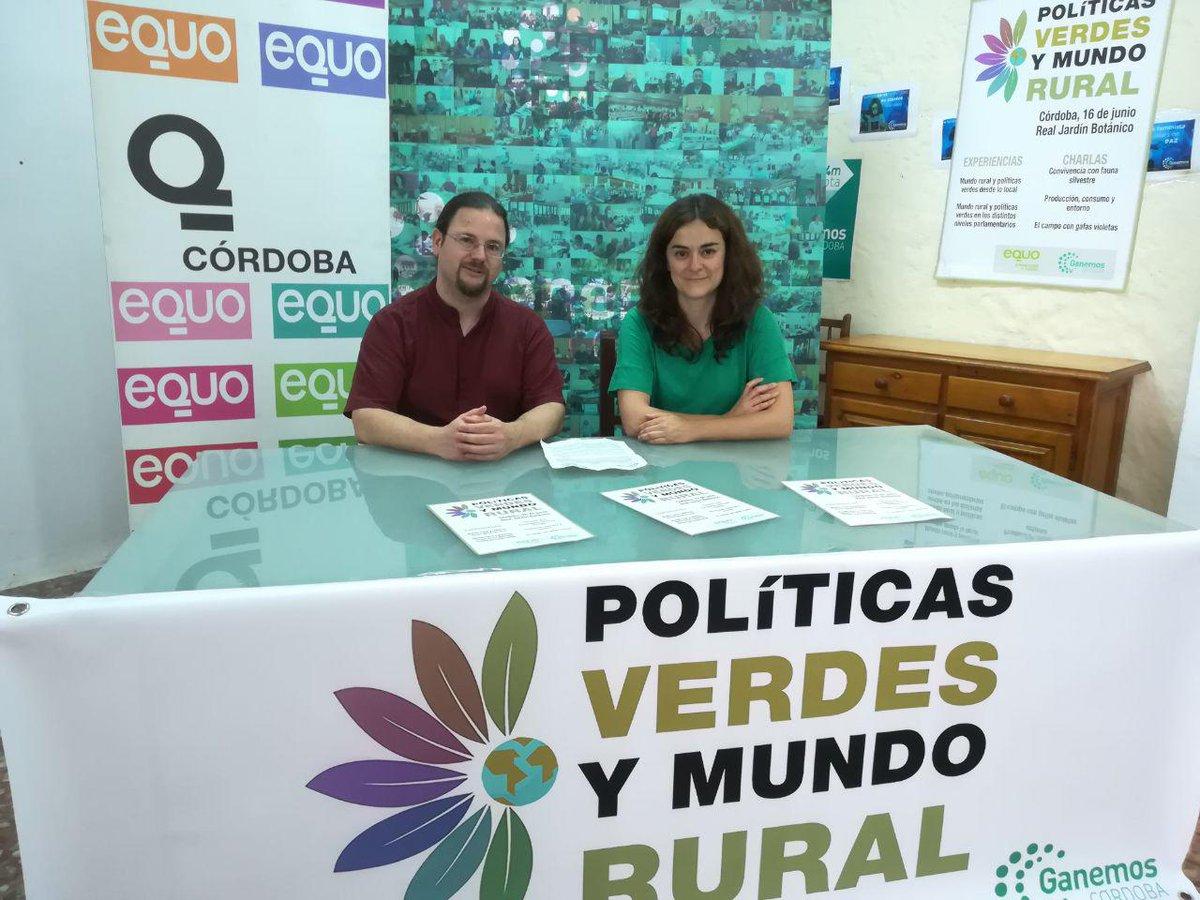 Ganemos y Equo Andalucía reivindican el protagonismo del mundo rural en las políticas ecológicas