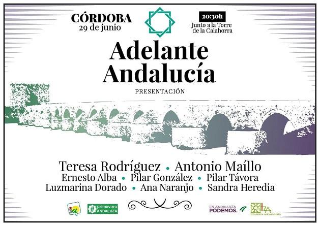 La militancia de IU Córdoba elige sus candidatos y candidatas para la confluencia andaluza en la provincia