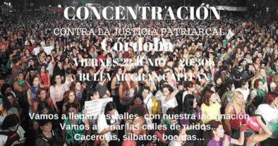 Rechazo profundo a la puesta en libertad provisional de los integrantes de La Manada
