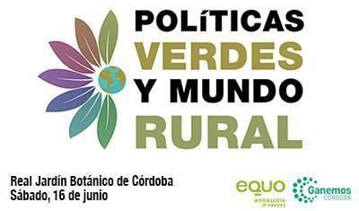 Más de medio centenar de personas han confirmado ya su asistencia a la jornada sobre políticas verdes y mundo rural de Córdoba