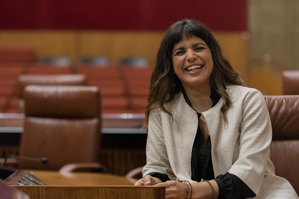 Victoria contundente de Teresa Rodríguez y sus candidaturas en las primarias de Podemos Andalucía: 78,36% en Córdoba