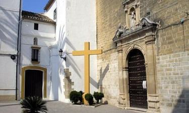 Ganemos exige la retirada de la Cruz de los Caídos en Aguilar de la Frontera
