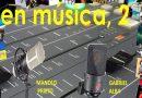 """En Paradigma Radio: """"En música, 2"""". Con Gabriel Alba y Manolo Prieto"""
