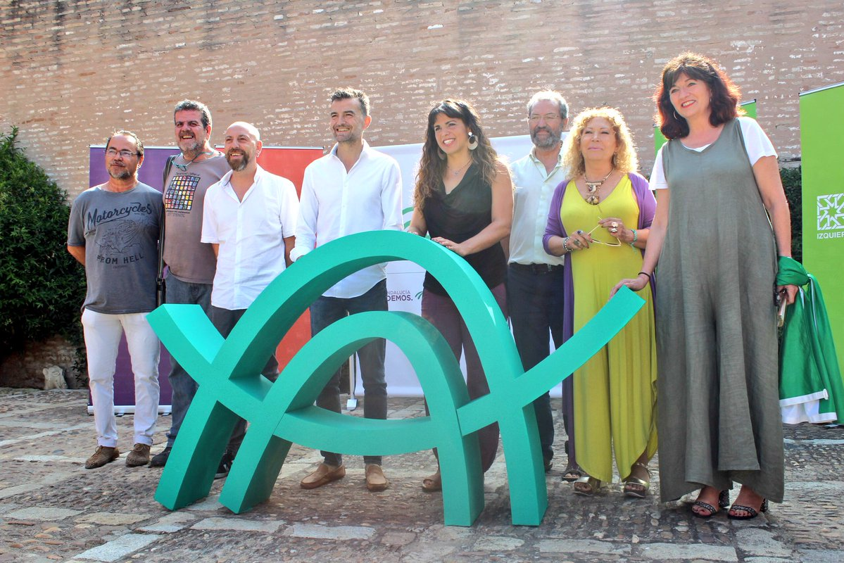 EQUO aprueba por más del 70% concurrir a las elecciones con Adelante Andalucía