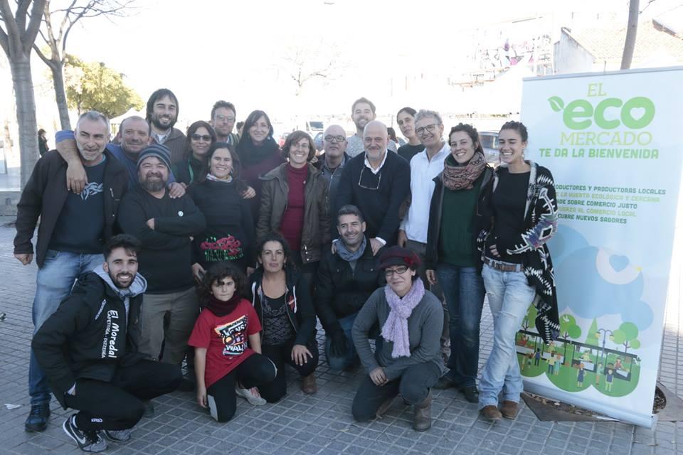 El Ecomercado acerca los productos ecológicos a la ciudadanía cordobesa
