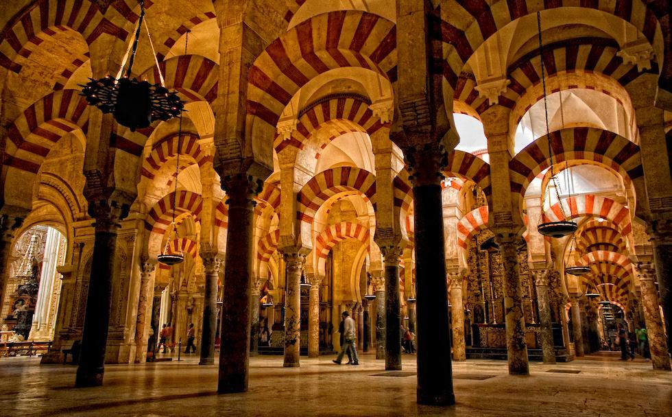 Santa Sofía de Estambúl y la Mezquita de Córdoba