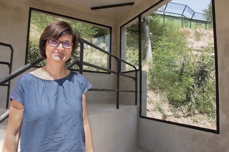 El Zoo ultima un recinto para acoger linces con fines educativos y de concienciación