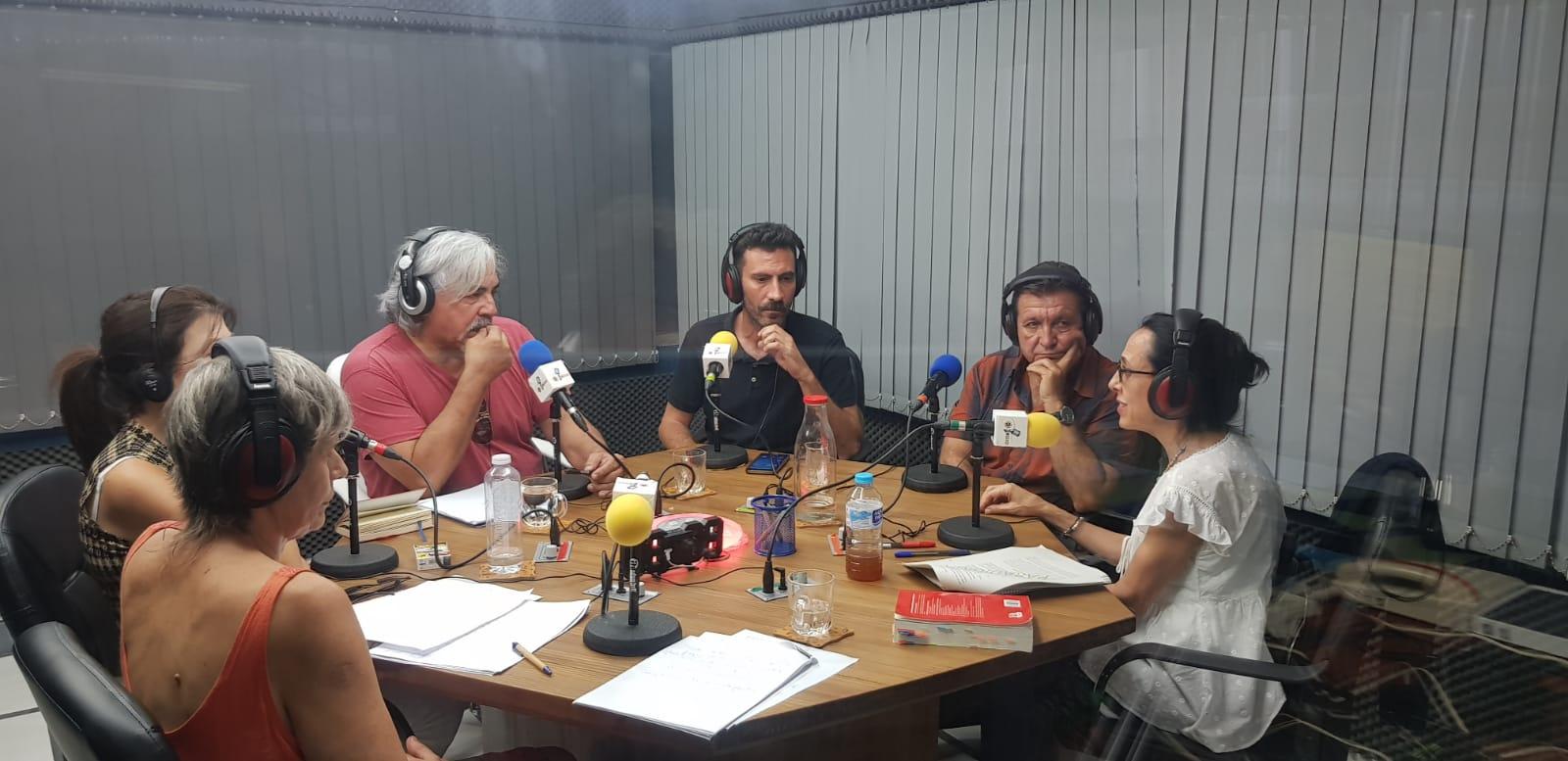 Nuevo Charlemos, en Paradigma Radio, sobre el informe de la Comisión de Expertos sobre la Mezquita-Catedral