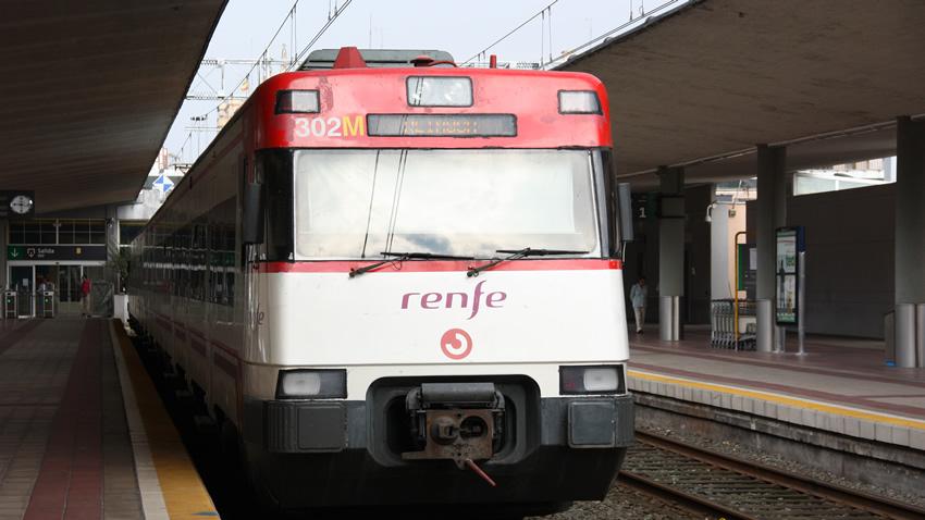 El Movimiento Ciudadano denuncia que Renfe no recupera todos los servicios que prestaba de Villarrubia a Alcolea