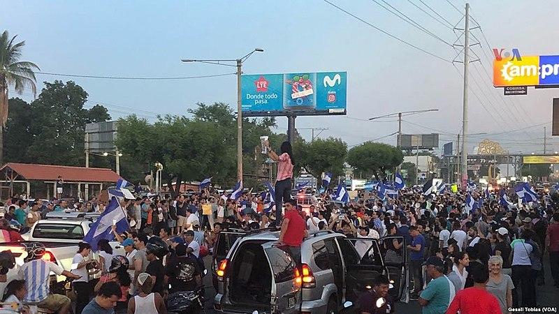 Nicaragua y la responsabilidad de la Izquierda.
