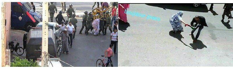 Sultana Jaya vuelve a ser agredida por el Gobierno Marroquí