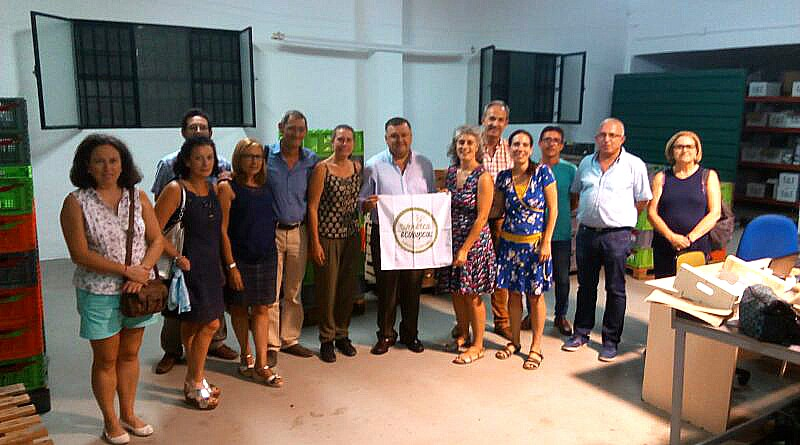 La Asociación Subbética Ecológica recibe en Cabra al Delegado Provincial de Agricultura