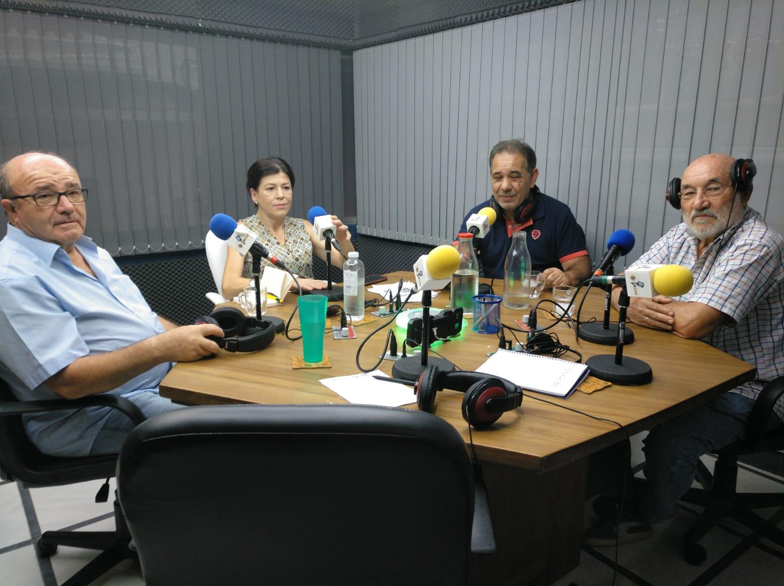 La Batalla de Alcolea, en Charlemos, de Paradigma Radio