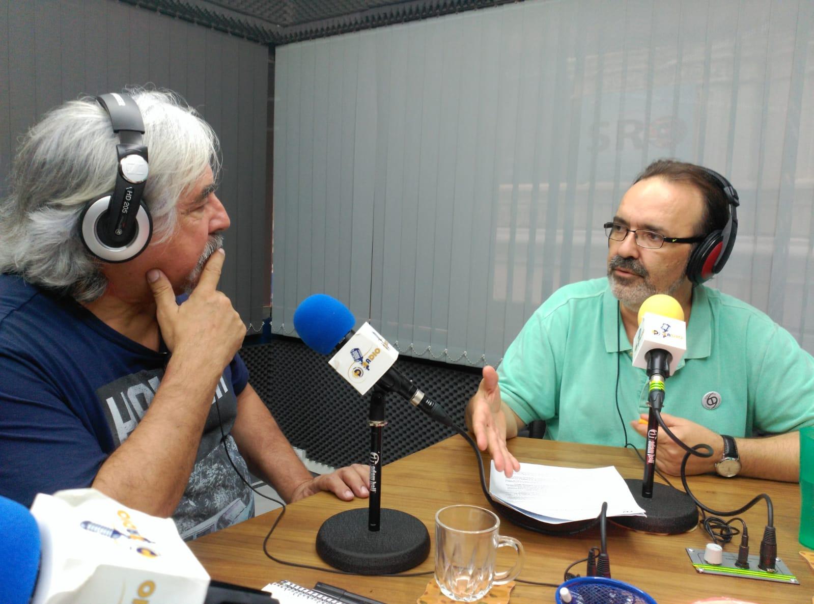 Primer programa de la 3ª temporada de ¡Qué tal!¿Cómo estamos? Con Inés Fontiveros y Álex Castellanos