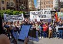 Hoy concentración por el Sistema Público de Pensiones a las once horas en el Bulevar