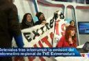 Solidaridad con los Campamentos Dignidad Extremadura