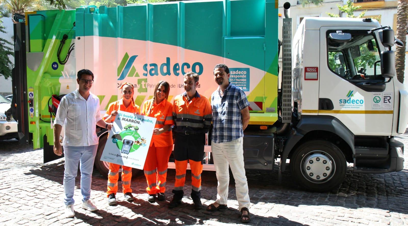 Sadeco incorpora a su flota 30 nuevos vehículos energéticamente más eficientes